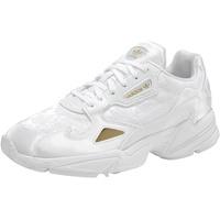 adidas Falcon cloud white/cloud white/gold metallic 38