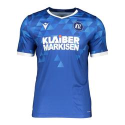 Macron Fußballtrikot Karlsruher SC Trikot Home 2020/2021 S