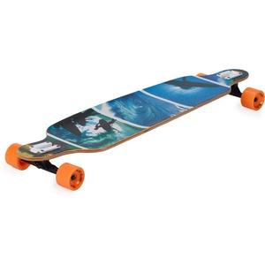 Sportbanditen Longboard Drop Shape Low Surf, 107 cm