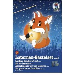 Laternen-Bastelset 14 'Fuchs 1'