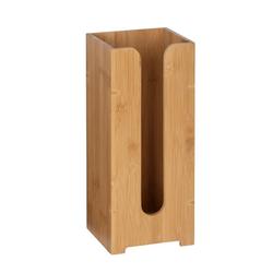 WENKO Toilettenpapierhalter Bambusa, aus Bambus