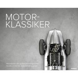 Franzis Verlag Motor Klassiker 978-3-645-60510-6