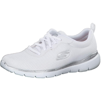 SKECHERS Flex Appeal 3.0 - First Insight white/silver 41