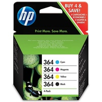 HP 364 CMYK (N9J73AE)