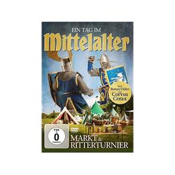 Ein Tag im Mittelalter DVD