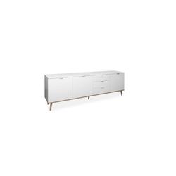 HTI-Living Sideboard Sideboard Göteborg mit 4 Fächern und 3 Schubladen, Sideboard