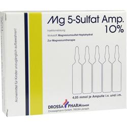 MG 5 SULFAT 10%