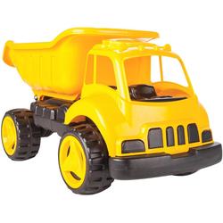 Jamara Spielzeug-Baumaschine Dump Truck XL gelb