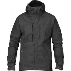FjällRäven Skogsö Jacket M - Dark Grey - S - dark grey