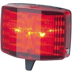 Topeak Redlite Aura - Rücklicht Fahrrad Red/Black