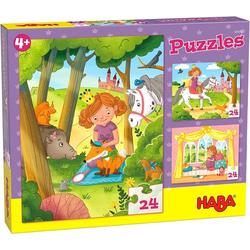 HABA 305916 - Puzzles Prinzessin Valerie,