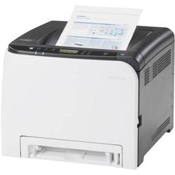 Ricoh SP C262DNw Farblaser Drucker A4 20 S./min 20 S./min 2400 x 600 dpi LAN, WLAN, Duplex