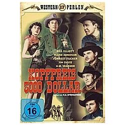 Kopfpreis 5.000 Dollar - DVD  Filme