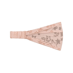 Lipodo Stirnband (1-St) Bandana rosa