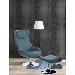 SIT Sessel Sit&Chairs, mit Hocker grün