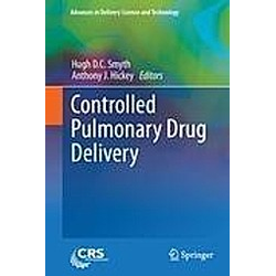 Controlled Pulmonary Drug Delivery - Buch
