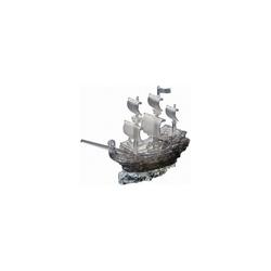 HCM KINZEL 3D-Puzzle Crystal Puzzle - Piratenschiff, Puzzleteile