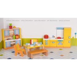 Goki 51539 - Küche, Puppenmöbel, Puppenhaus