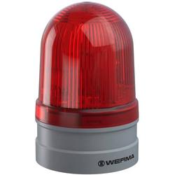 Werma Signaltechnik Signalleuchte Midi TwinLIGHT 12/24VAC/DC RD 261.110.70 12 V/DC