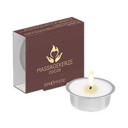 Massagekerze Cocos, 15 ml