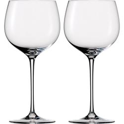 Eisch Rotweinglas Jeunesse, Kristallglas, (Burgunderglas),bleifrei 420 ml, 2-teilig