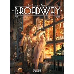 Broadway 01: Buch von Djief