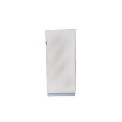 HTI-Line Schuhschrank Spiegelschuhschrank Thekla M (1-St) Schuhschrank weiß