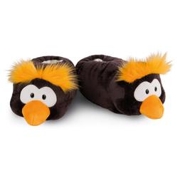 Nici Pinguin Frizzy Plüsch Hausschuhe 34/37