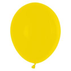 Luftballons gelb Ø 250 mm, Größe 'M', 10 Stk.