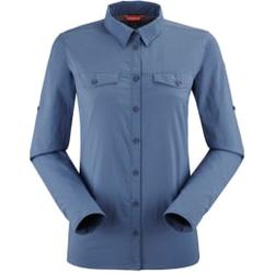 Lafuma - Shield Shirt W Bleuet - Blusen - Größe: M