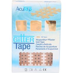 GITTER Tape AcuTop 2x3 cm 180 St.