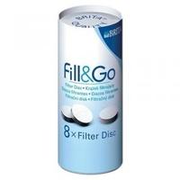 Brita Fill&go MicroDiscs 8 St.