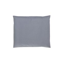 """Kissenbezug Baby Kissenbezug 35x40 cm """"Grau"""" (Made in EU), ULLENBOOM ®, Kopfkissenbezug mit Hotelverschluss, aus 100% Baumwolle, Design Uni grau"""