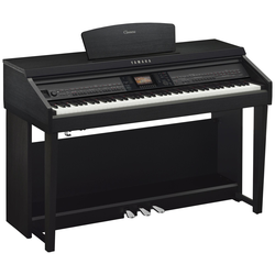 Yamaha CVP-701 B Clavinova Digitalpiano Schwarz Matt