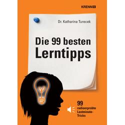 Die 99 besten Lerntipps als Buch von Katharina Turecek