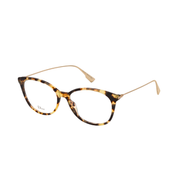 Dior DIORSIGHTO1 SX7, inkl. Gläser, Cat Eye Brille, Damen