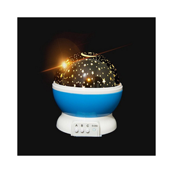 Gotui Nachtlicht, LED Sternenhimmel Projektor LED Nachtlicht Dekolicht Sternenlicht LED-Partyleuchte