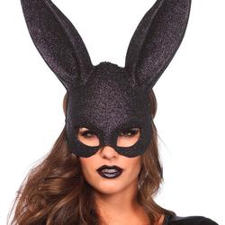 Leg Avenue Glitzernde Hasenohr-Maske