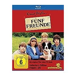 Fünf Freunde - Die original 70er Jahre TV Serie Collector's Edition - DVD  Filme