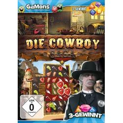 Die Cowboy Saga 1 CD-ROM