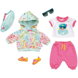 Baby Born Play&Fun Deluxe Fahrrad Outfit 827192