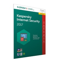 Kaspersky Lab Internet Security 2017 ESD DE Win Mac Android iOS