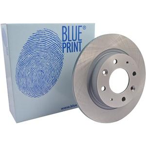 Blue Print ADG04336 Bremsscheibensatz , 2 Bremsscheiben
