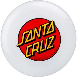 Disk SANTA CRUZ - Dot Flying Disk White (WHITE) Größe: OS