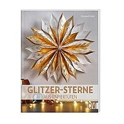 Glitzer-Sterne aus Papiertüten. Elisabeth Rath  - Buch