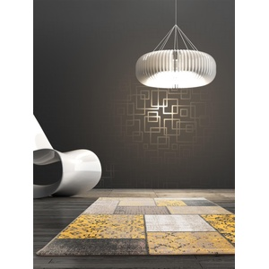 Benuta Teppich, Polypropylen, 200x290 cm