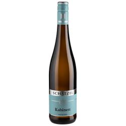 Riesling Kabinett lieblich - 2018 - Schätzel - Deutscher Weißwein
