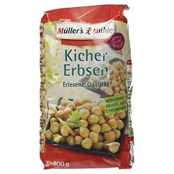 Müller's Mühle Kichererbsen, 500 g