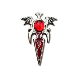Adelia´s Amulett Briar Kinder der Nacht Talisman, Vampir Blutamulett - Blut des Lebens
