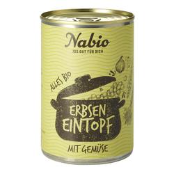 Erbsen Eintopf BIO 400g - Nabio